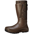 lacrosse rubber hunting boots lacrosse-mens-aerohead-mossy-oak-infinity-hunting-boot