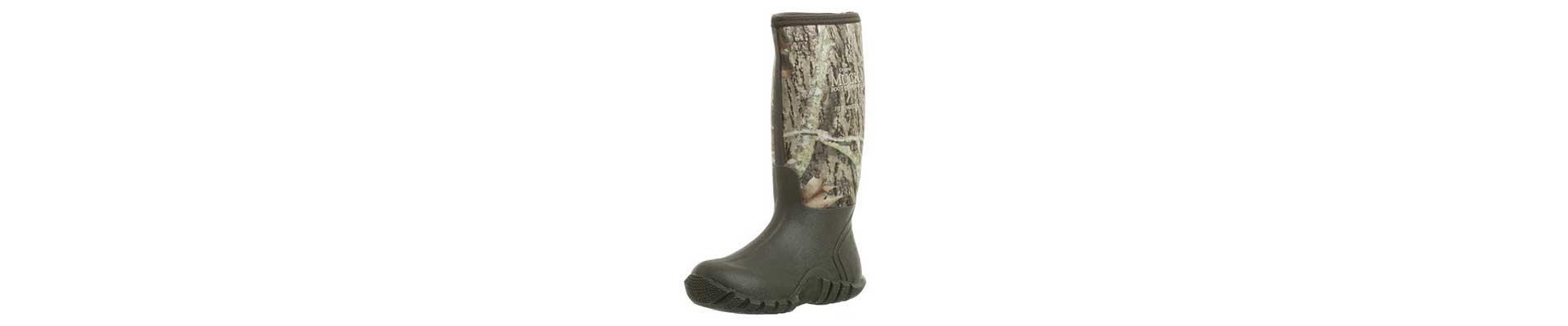 Muck boot men 39 s fieldblazer rubber hunting boots review for Bogs classic mid le jardin