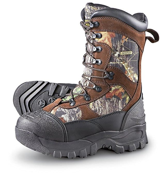 best cold weather hunting boots gear-mens-monolithic-hunting-boots