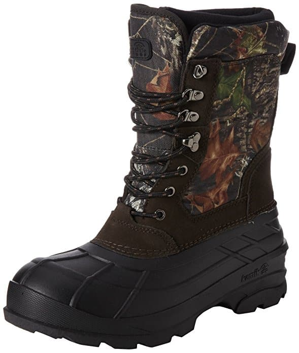 best cold weather hunting boots kamik-mens-nation-camo-hunting-boot