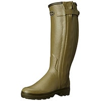Le Chameau Women's Rubber Hunting Boot