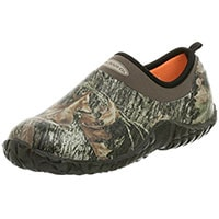 muck boots camo camp shoe
