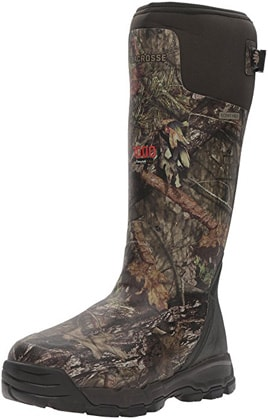 "Lacrosse Men's Alphaburly Pro 18"" mo 1000G hunting boot"