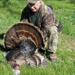 Turkey hunting with crossbow
